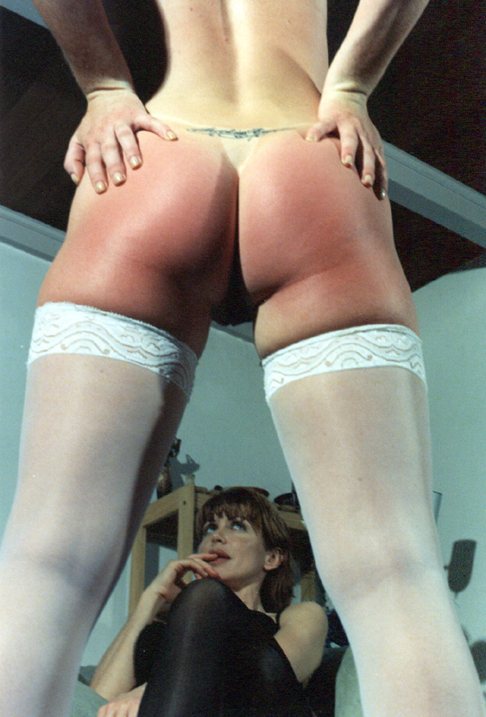 free spanking pictures girl spanked until her bare ass is cherry red