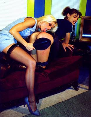 Metize spanked and paddled